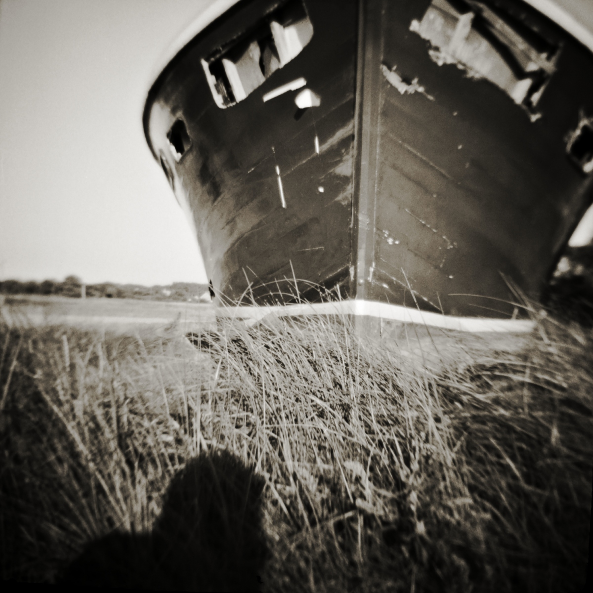 Boat and Shadow.